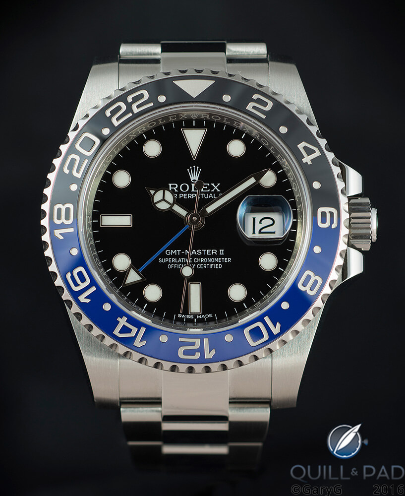 Master 2016 Great Rolex Experiment With The Gmt Master Ii Or How I Learned To
