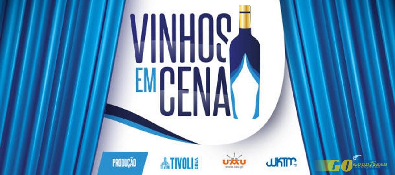 Tivoli: o vinho também vai ao teatro!
