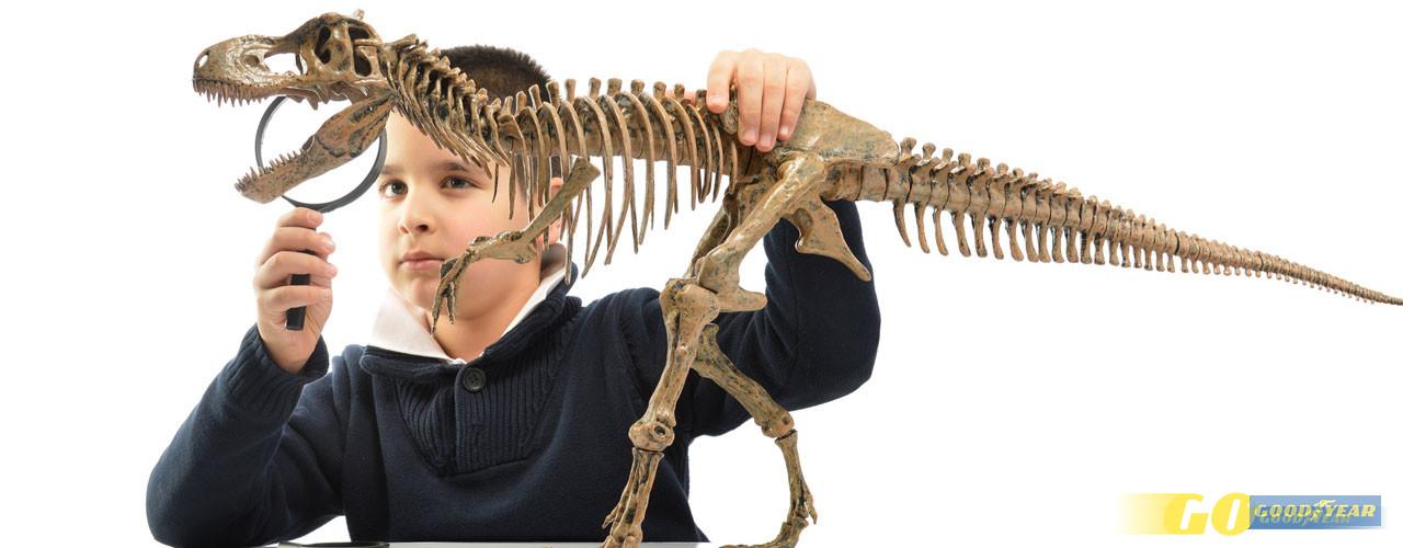 Museu História Natural e Ciência: aliens e dinossauros!