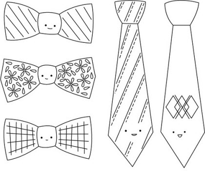 Tie one on for Father's Day – free patterns