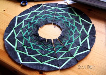 mini quilt wheel