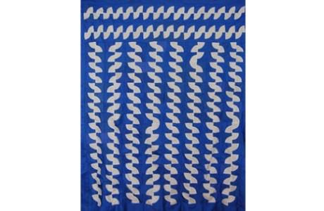 Modern Quilt using line Barbara Brackman