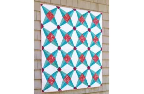 Free Pattern Fruit Ninja quilt pattern
