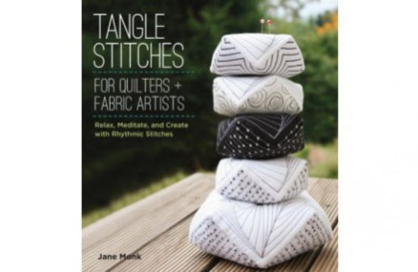 Tangle Stitches Jane Monk