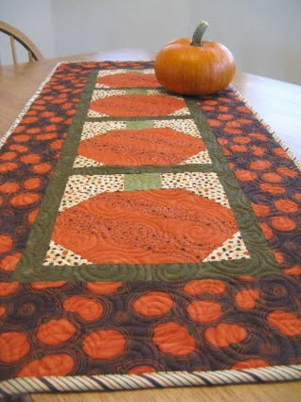 table runner wpumpkin