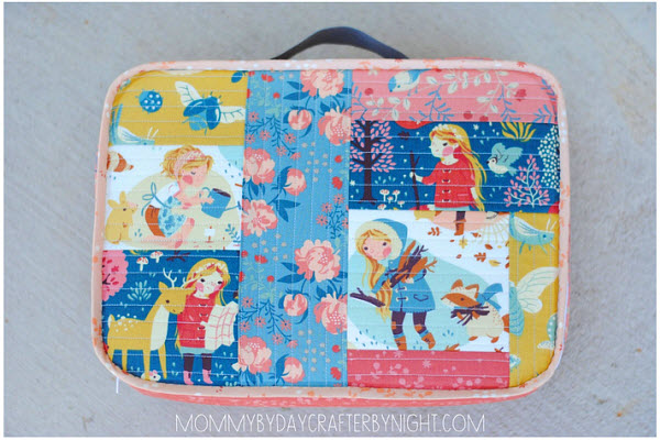 quilted suitcase tutorial