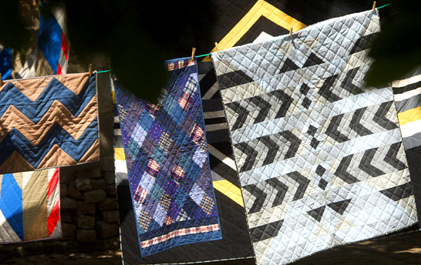 APC Quilts Ogden Touitou