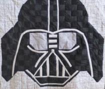 Darth Vader Quilt