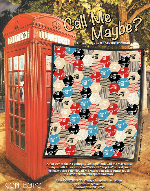 Call Me Maybe free pattern