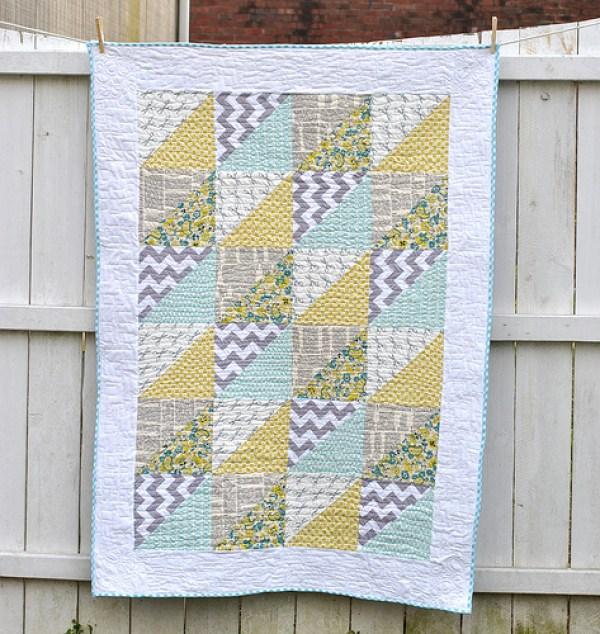 Fat Quarter Friendly Quilt Patterns – Quilting