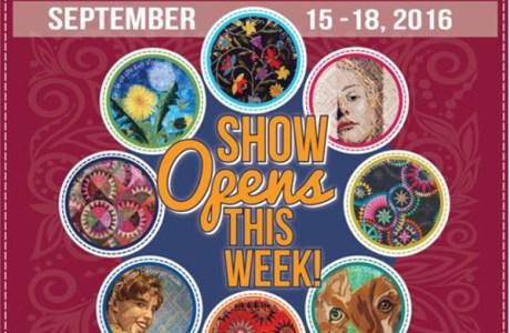Event: Pennsylvania National Quilt Extravaganza {PNQE}