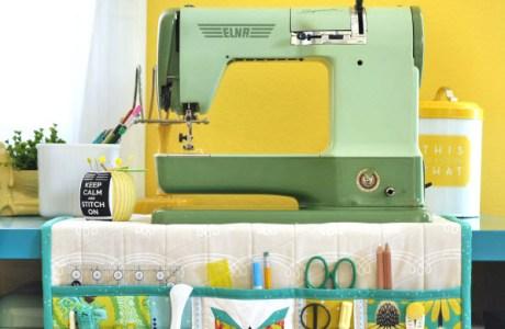 Maker Mat Sew-A-Long + Free Pattern