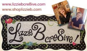 Lizzie B Cre8ive
