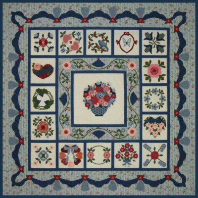 Victoriana Quilt Designs