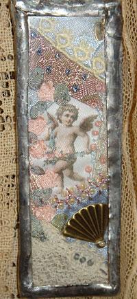 Victorian Angel Pendant