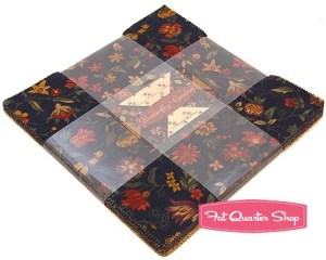 Butterfly Garden Layer Cake Kansas Troubles Quilters for Moda Fabrics