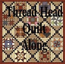 Thread Head Quilt Along
