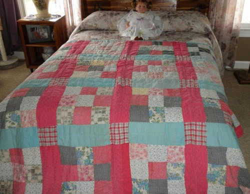 Thearica Burroughs-fave-quilt