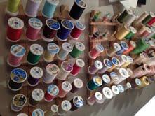 Heather Jones thread storage