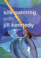 Jill Kennedy silk painting