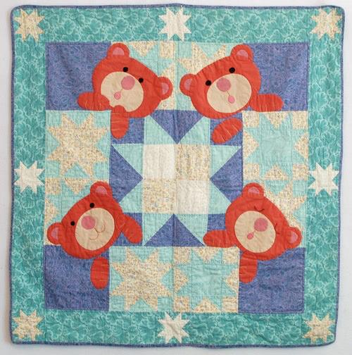 Erin-baby quilt