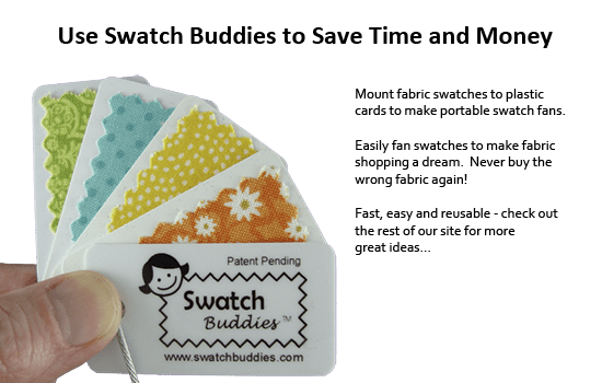 Swatch buddies
