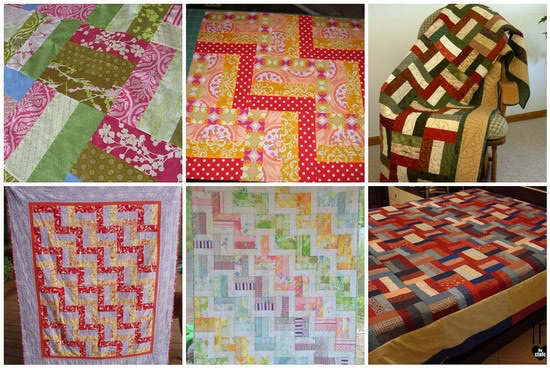 rail-fence-quilts
