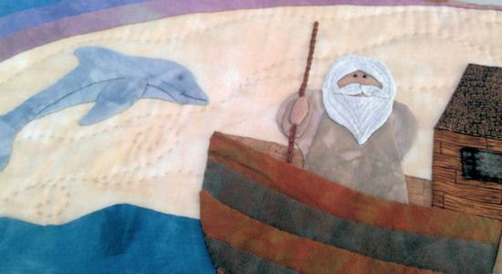 Noah's Ark Quilt