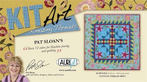 Pat Sloan's Art Collection