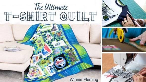 The Ultimate T-Shirt Quilt