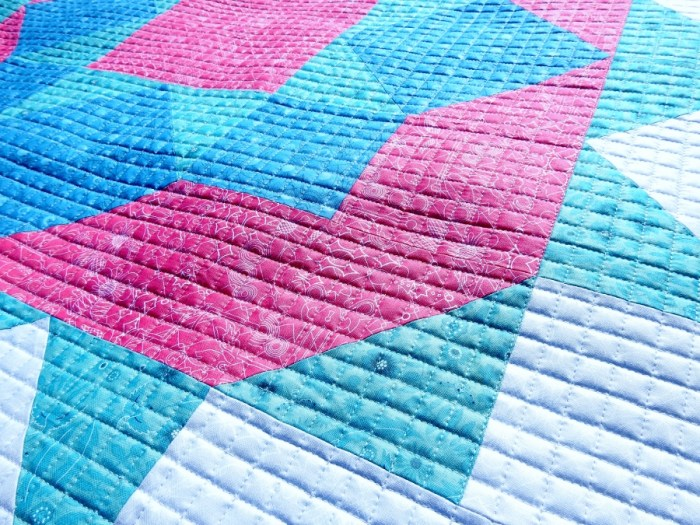 - Quilting Detail