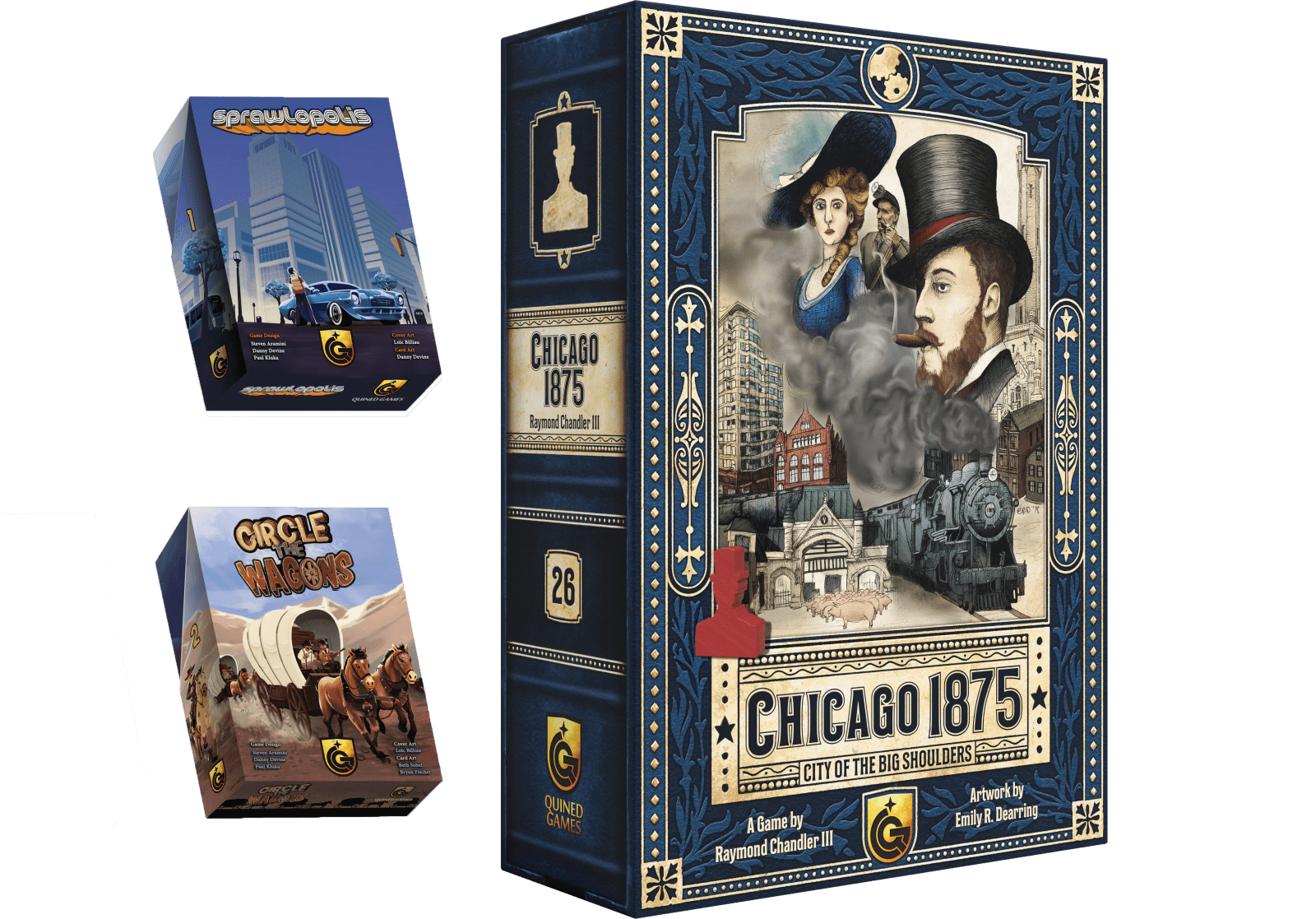 Action Folder Nl Sprawlopolis Circle The Wagons Chicago 1875 City Of The Big