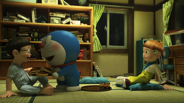 Stand By Me Doraemon 3d Wallpaper Doraemon Il Film 2014 Yagi Yamazaki Recensione