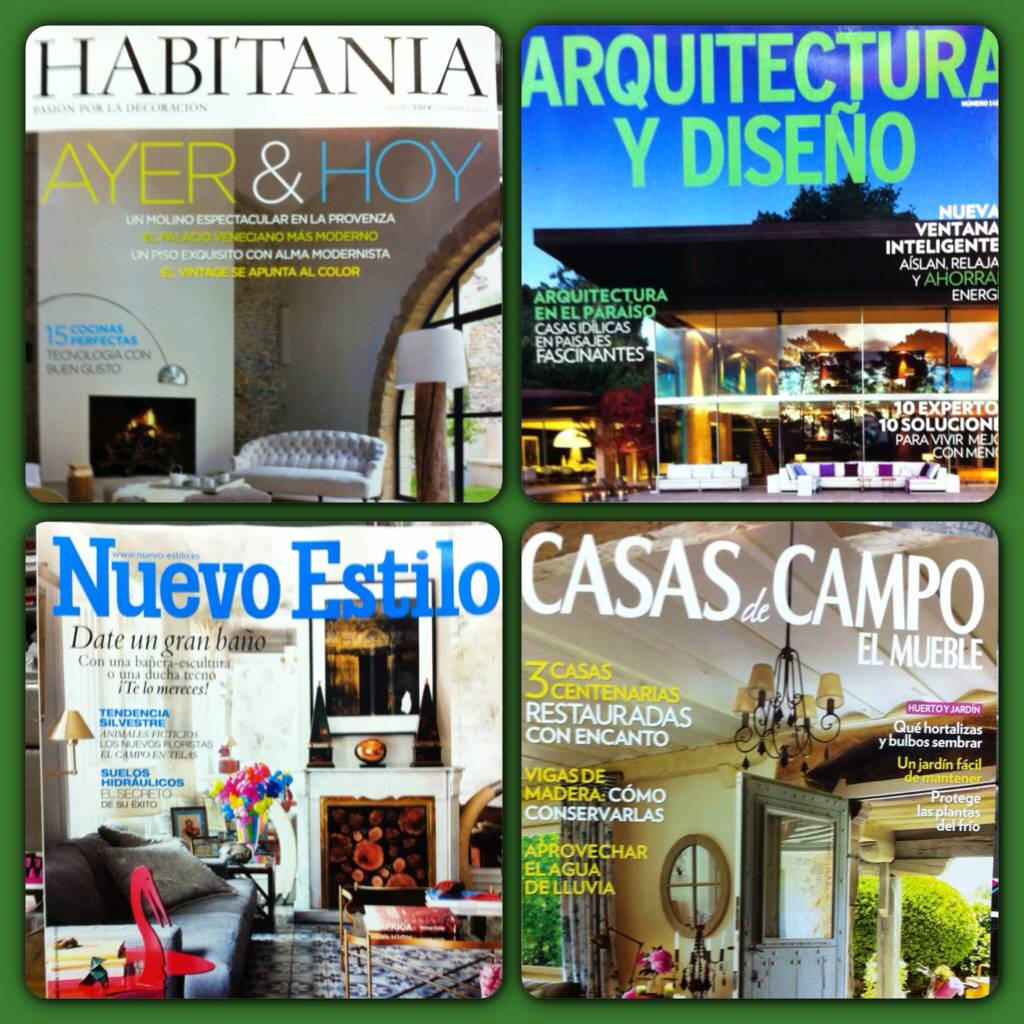 Casa Y Jardin Revista Decoracion Decoracion Revistas