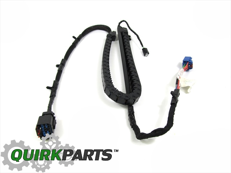 2009 chrysler town amp country wiring harness