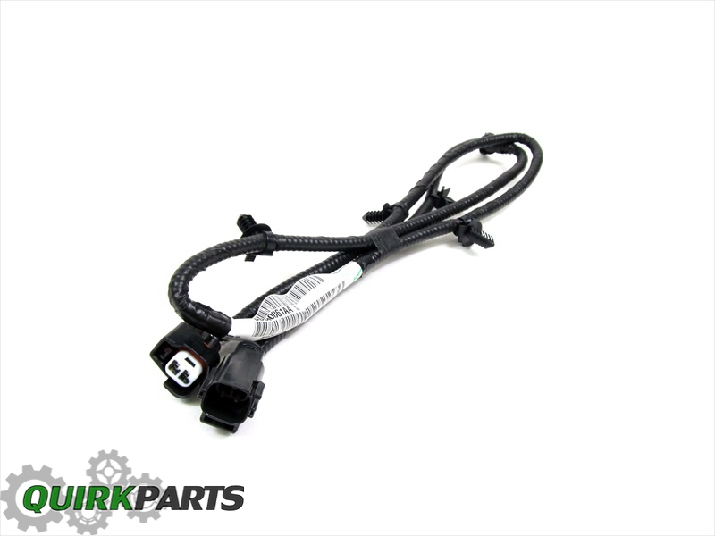 dodge ram 2500 wiring harness part number