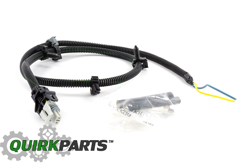 2004 impala abs wiring harness