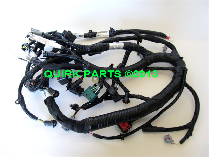 2006-2007 E150 E250 E350 E450 E550 Diesel Main Engine Wire Harness