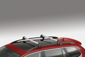 Vw Volkswagen Base Carrier Bars Roof Rack Set Of 2 Golf