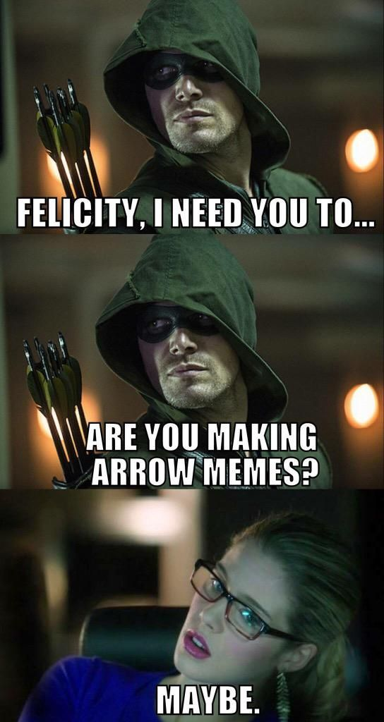Tumblr Bett 33 Funniest Felicity Smoak Memes That Will Make You Giggle