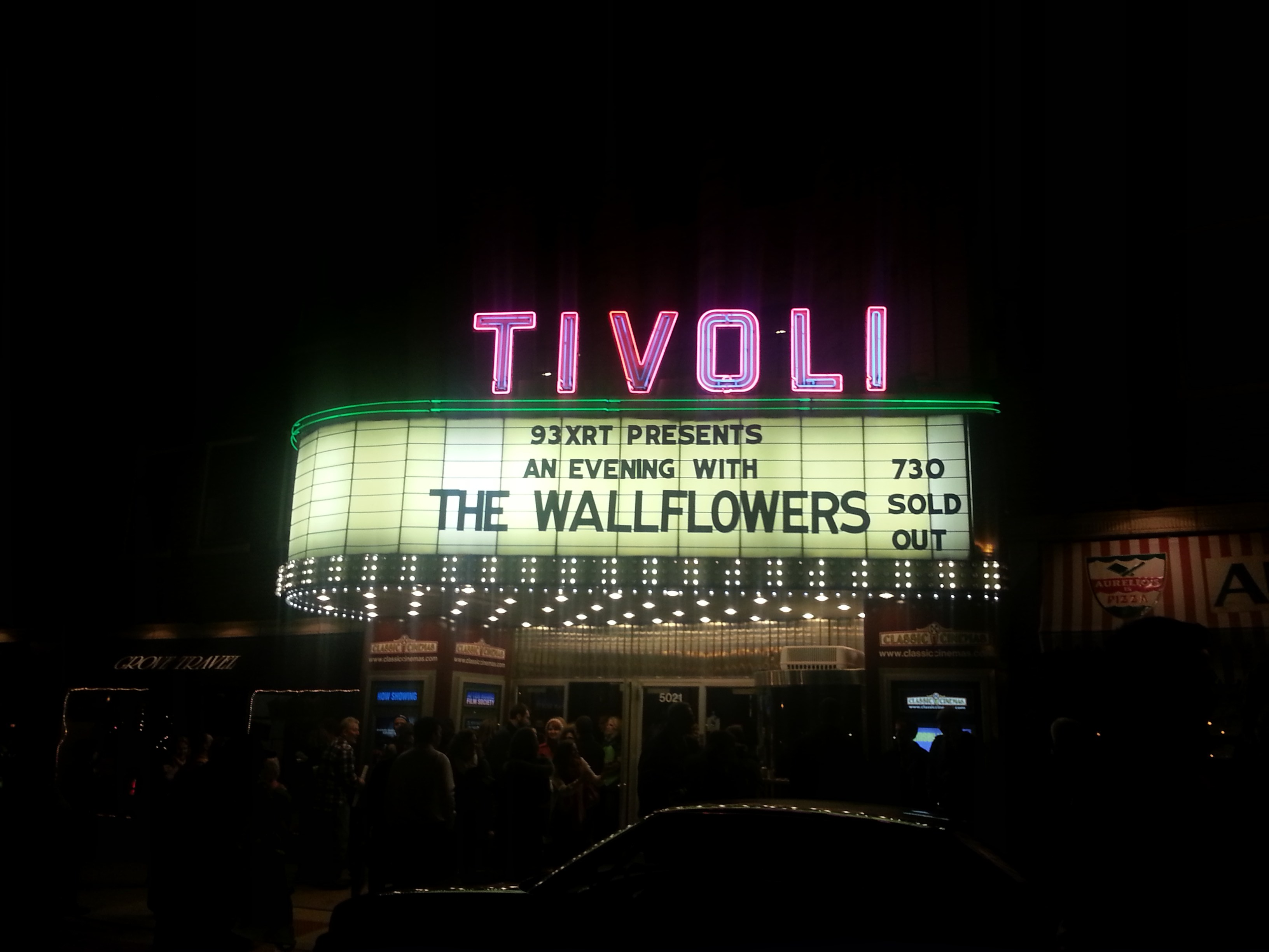 Tivoli Theater Downers Grove It's A Wonderful Life Wtf Wednesday You Are Exactly The Same As You Used To Be
