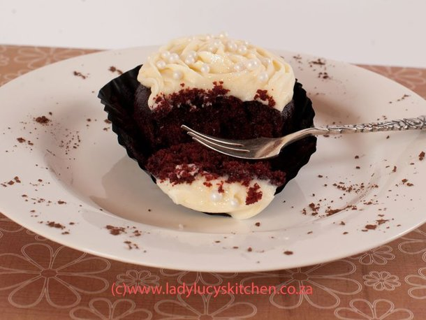 Lady Lucy's Kitchen - Cupcakes Cape Town