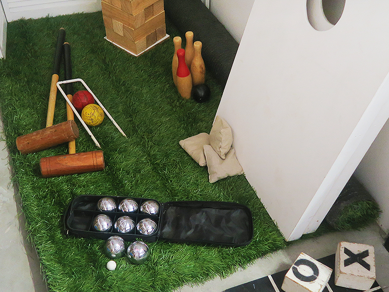 Quirky Parties - Lawn Games - Hire