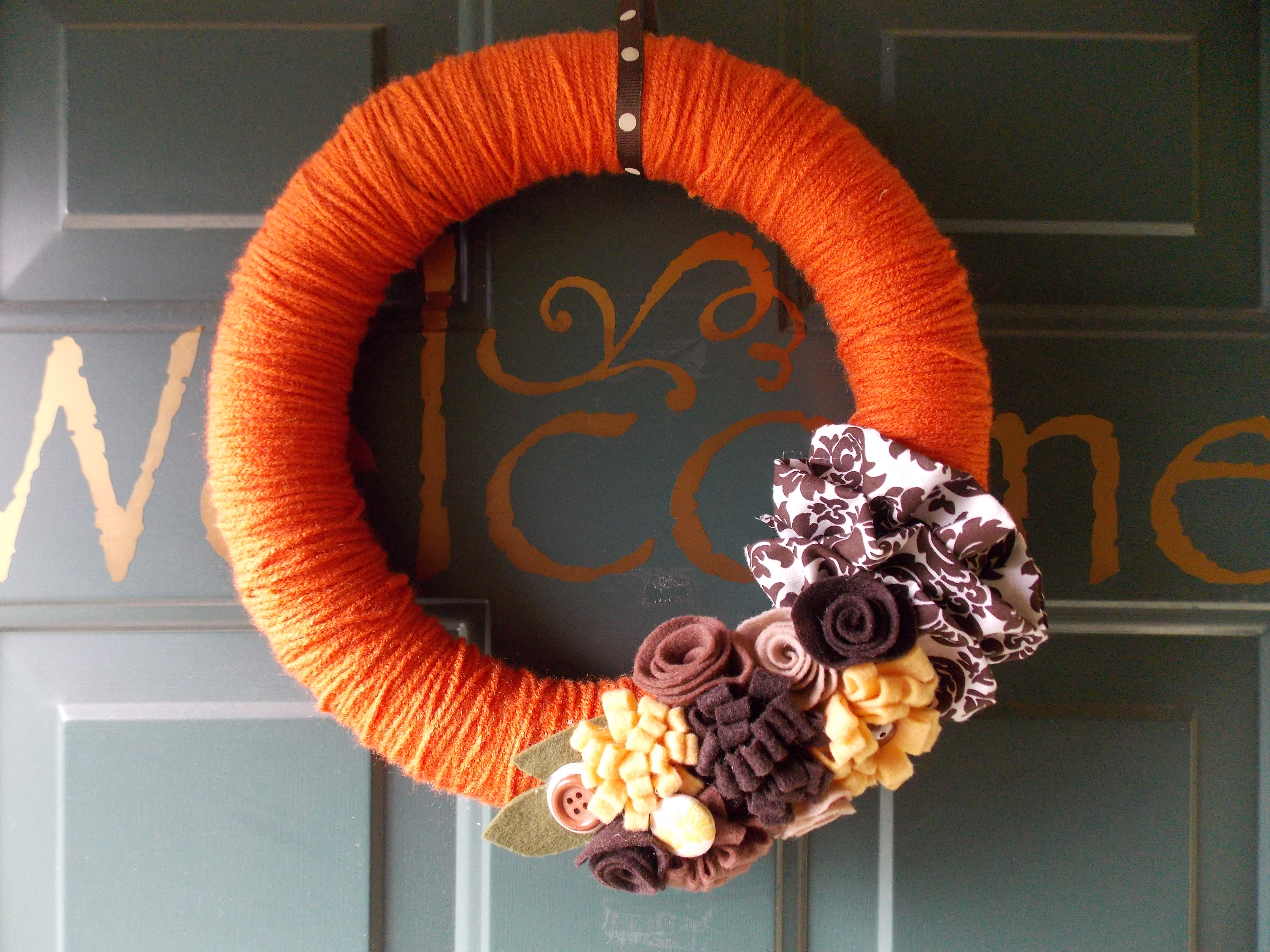 Diy Wreath Supplies Diy Fall Wreaths