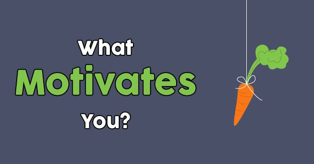 What Motivates You? QuizDoo - what motivates you