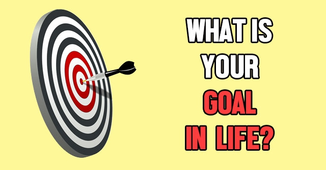What Is Your Career Goal? QuizLady