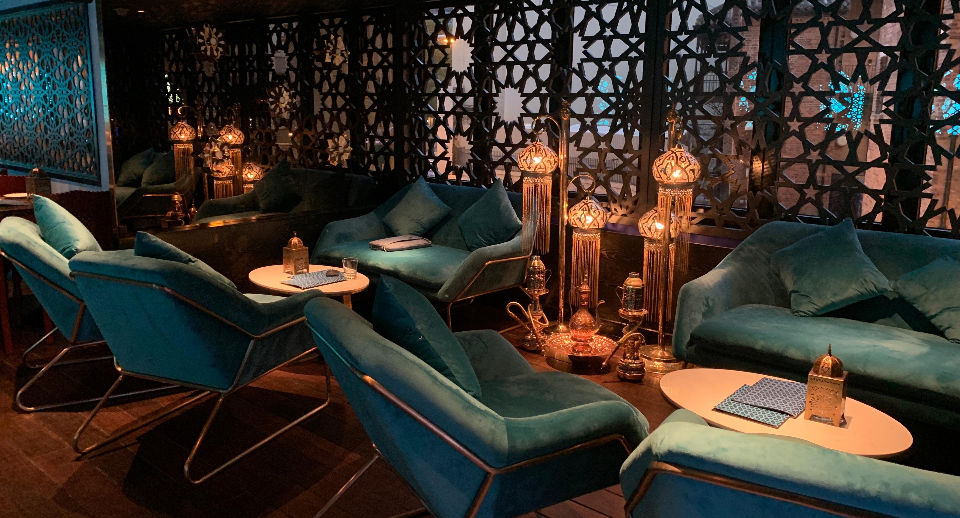 Dining Lounge Shahrazad Lebanese Dining Lounge Bar In Hong Kong Central