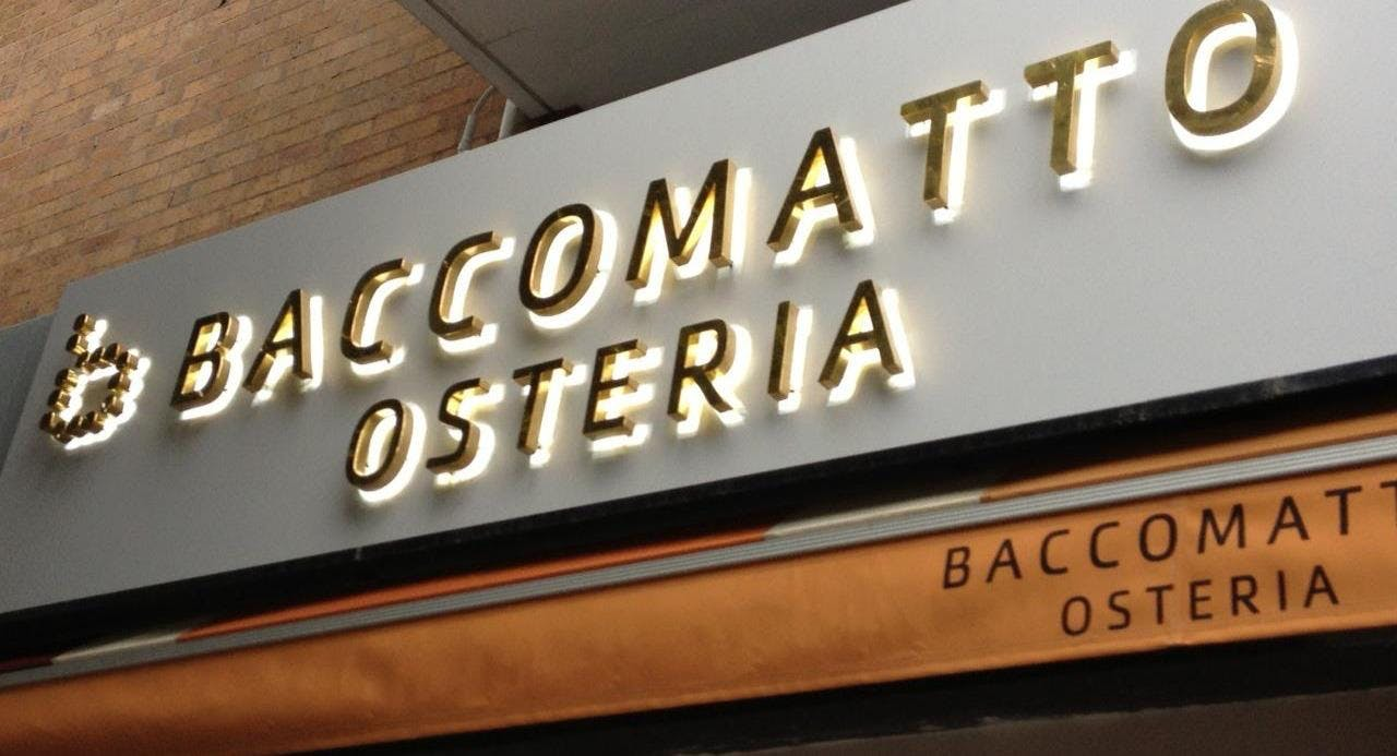 Warme Küche L'osteria Baccomatto Osteria Sydney Surry Hills Book Now