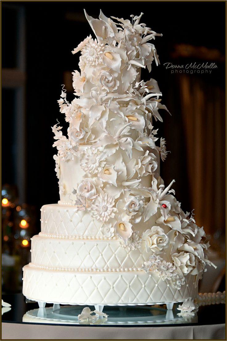 How To Make 3d Wallpaper Vanilla Cakes Wedding Planer