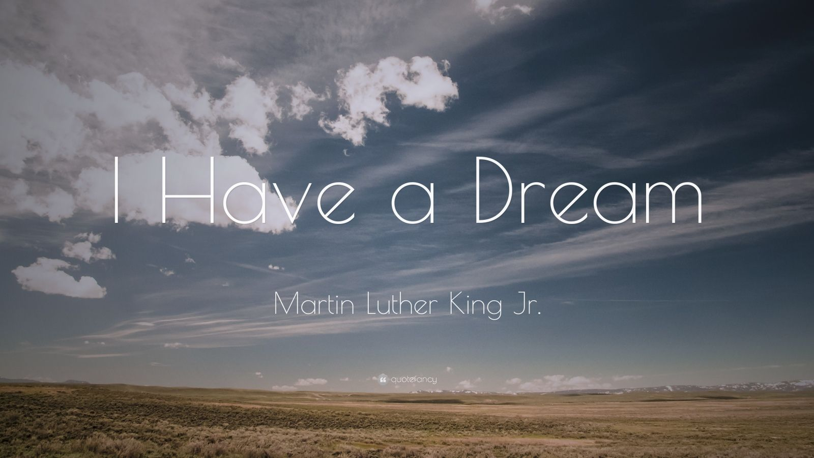 Never Lose Hope Quotes Wallpaper Martin Luther King Jr Quote I Have A Dream